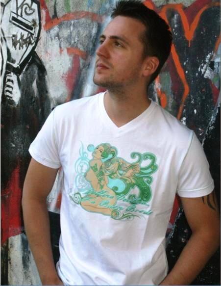 b84e7625ec41 Deputamadre 69 T-shirt