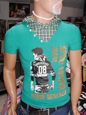 David & Gerenzo T-shirt