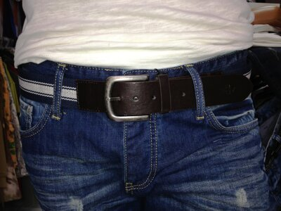 SAXOO LONDON belt