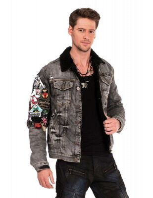 Cipo & Baxx denim jacket