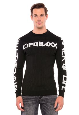 Cipo & Baxx sweater