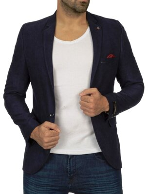 Young & Rich blazer