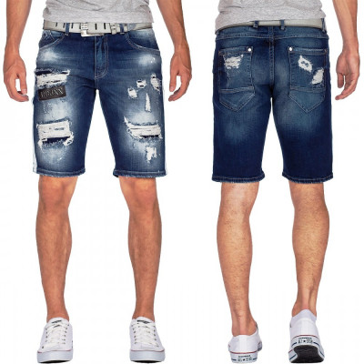 Cipo & Baxx denim shorts