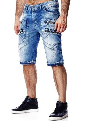 Cipo & Baxx farmer short CK169 blue